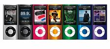 Geniune Apple iPod Nano 5th Generation 16GB *VGWC!* + Warranty!