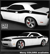 Dodge Challenger Solid CUDA Side Stripes 2011 2012 2013 2014 *** 2008-2010