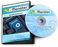 Windows Driver Disc-per sistemi con Windows XP, Vista, 7 & 8 - 32 e 64 bit