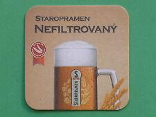 Tschechien: Staropramen Brauerei in PRAG-Smichov   Bierdeckel   NEU