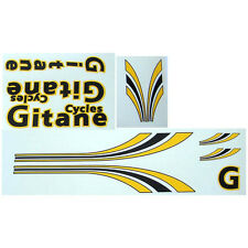 Gitane late 80s set of decals vintage #2