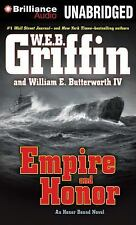 EMPIRE AND HONOR unabridged audio book on CD by W.E.B. GRIFFIN