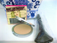 The Balm MARY LOU Manizer Highlighter Face ❤ Eyes powder Shimmer ❤ Shadow Brush