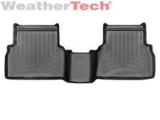 WeatherTech® Floor Mats FloorLiner for Audi Q3 - 2015-2016 - 2nd Row - Black