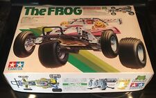 NIB Original Vintage (1983) The Frog 1/10 RC Kit! MINT! Kit # 58041