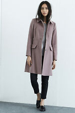 WAREHOUSE PALE PINK PRINCESS COAT 12