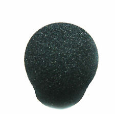 "Shure Beta 57 58 SM48 WindTech replacement Black Foam 1 3/8""  Windscreen 5070-3"