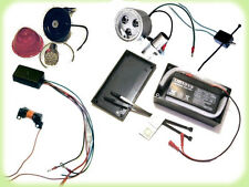 Complete 12 Volt Lighting System For Motorized Bicycles