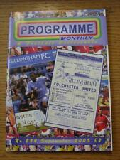Sep-2005 Programme Monthly & Collectable: The Voice Of 'Football Programme' Coll