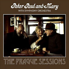 Peter Paul and Mary with Symphony Orchestra: The Prague Sessions -2010  Rhino CD