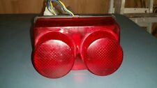 Yamaha Viper snowmobile tail light w wiring