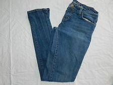 WOMENS JEANS= American Eagle = SIZE 6 Regular = cotton = JA16
