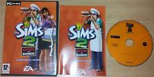 THE SIMS 2 open for Business pacchetto di espansione-PC WINDOWS CD-ROM-GRATIS P&P