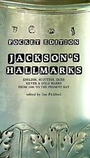 Pocket Edition Jackson's Hallmarks, , Good Book