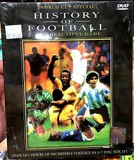 History Of Football (World CUP Special) The Beautiful Game ~ 7DVD ~ 14 1/2Hours