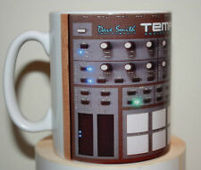 Custom Dave Smith Instruments- Tempest Analog Drum Machine novelty mug studio