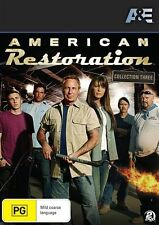 American Restoration : Collection 3 (DVD, 2013, 2-Disc Set) BRAND NEW!