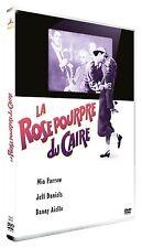 DVD *** LA ROSE POURPRE DU CAIRE *** Woody Allen