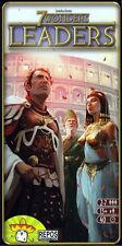 7 Wonders expansion Leaders