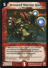 Duel Masters-Karte - Armored Warrior Quelos