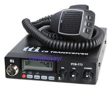 TTI TCB 771 Multi Channel 12/24 Volt Radio CB
