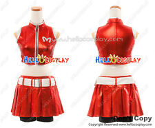 Vocaloid 2 Cosplay Meiko Costume Red Uniform H008