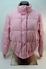 ZeroXposur Pink Puffy Quilted Pink Women Jacket Coat Ski Snowboard
