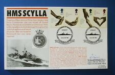 1998 HEALTH SERVICE OFFICIAL FDC SIGNED BY CHAP CHRISTOPHER PRIOR, HMS SCYLLA