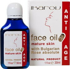 IKAROV Anti Age Anti Wrinkles Natural Face Oil Mature Skin with Bulgarian Rose