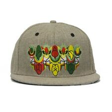 "Grassroots X Stown LTD. ""Stownroots"" Hemp Fitted Hat - 7 1/8 - Limited Edition!"
