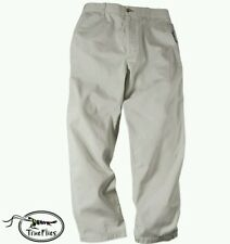 TrueFlies Manasota Chino Pant Mens Fly Fishing Bonefish  38x32 NEW In Package