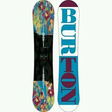 New 2016 Burton Feelgood Flying V 149cm Snowboard camber twin rocker 149 cm '16