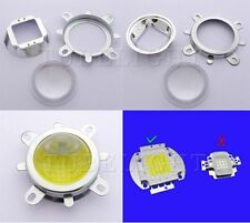 44mm Lens + Reflector Collimator + Fixed bracket For 10w 50W 100W high power LED