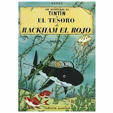 El Tesoro de Rackham el Rojo by Hergé (2008, Paperback)