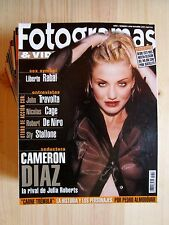 Fotogramas 1994-2008 █ Elige 1 Revista de Cine!! Movie-Magazine Hollywood Cinema