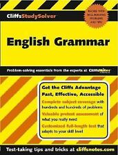 CliffsStudySolver English Grammar by Coghill, Jeff; Magedanz, Stacy