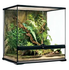 EXO TERRA Natural Terrarium Glas 60x45x60 inkl. Rückwand medium - hoch - tall