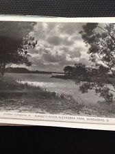 Postcard Unused Murray Series No 10 Bundaberg Alexandra Park M59