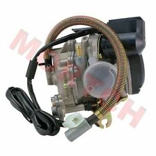 GY6 50cc Keihin Carburetor Assy PD18 w/ Accelerator For Motorcycle Scooter ATV