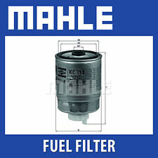 Mahle Filtro De Combustible KC112-se adapta a Vauxhall-Genuine Part