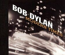 BOB DYLAN - Modern Times (Limited Edition CD with DVD Deluxe Book, 2006)