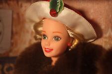 1995 Hallmark Special Edition Holiday Memories Barbie MIB