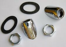 Chrome Wiper Bezel Kit, for Jaguar E-Type, Daimler Dart, Morris Minor, GAC1021