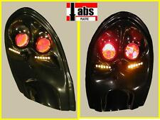 UNPAINTED  HONDA CBR600 F4i 2001-03 UNDERTAIL - 1 ROW OF 6 LEDS