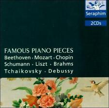 JÖRG  PIANO DEMUS - Famous Piano Pieces CD ** BRAND NEW : STILL SEALED **
