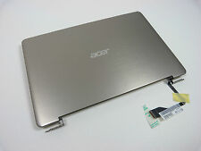 "BN 13.3"" LED HD SCREEN ACER ASPIRE S3 SERIES GOLD/CHAMPAGNE TOP HALF HINGE UP"