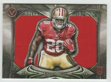 CARLOS HYDE 49ers 2014 Topps Valor Rookie Jumbo Relic #VJR-CH JERSEY CARD SP RC