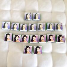 XUE NU MULTI TREATMENT BLACK HAIR COLOR LOT OF 18  100% GRAY COVERAGE