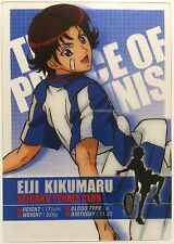 The Prince of Tennis Clear Trading Card Eiji Kikumaru