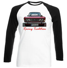 POLISH FIAT 125P RACING TRADITION 3 - NEW COTTON TSHIRT - ALL SIZES IN STOCK